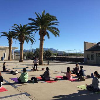 Yoga Great Park